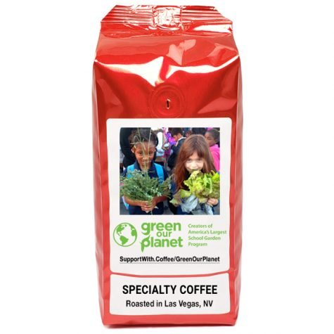 Green Our Planet Coffee